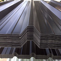 Box Profile Steel Roofing Sheets