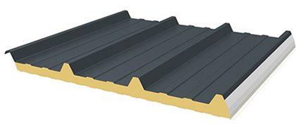 Insulated Roofing Sheets Easy Installation Eliminates