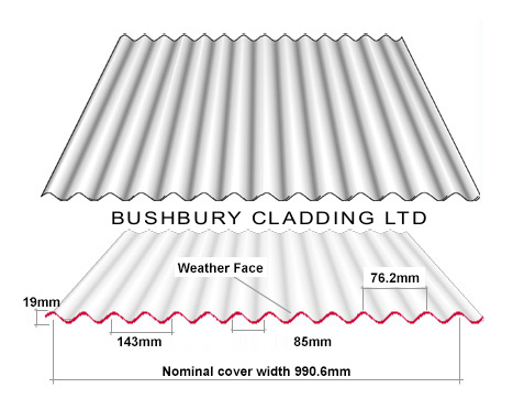 Corrugated Metal Roofing Sheets British Corrugated Iron