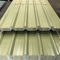 Box profile - olive green pack of 25 sheets