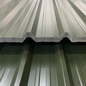 BOX PROFILE / POLY / JUNIPER GREEN / 20 SHEET PACKS